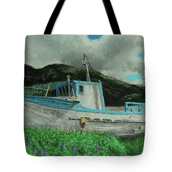 Sherry D Tote Bag