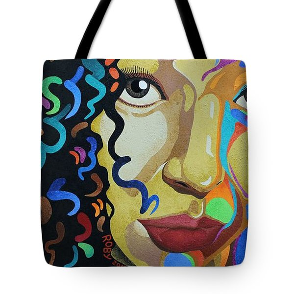 She's Complicated Tote Bag