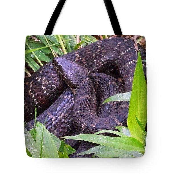 Shhhh1 Tote Bag