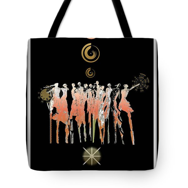 Women Chanting - Shieldmaidens Tote Bag