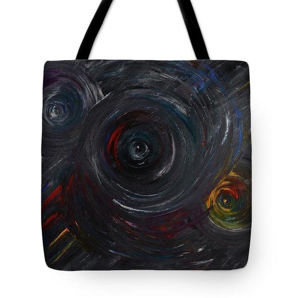 Shifting Tote Bag
