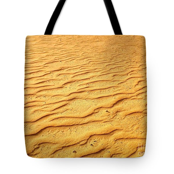 Shifting Sands Tote Bag