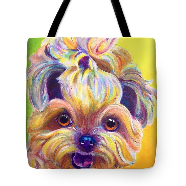 Shih Tzu - Bloom Tote Bag