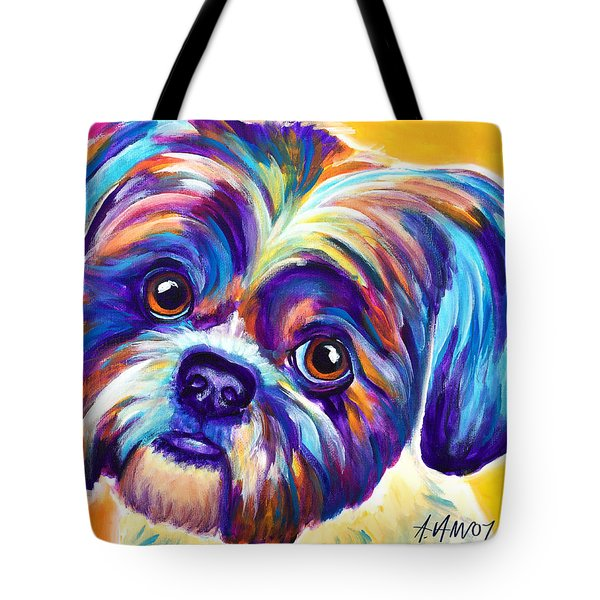 Shih Tzu - Dreamy Tote Bag