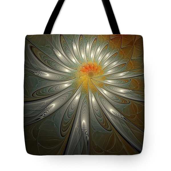 Shimmer Tote Bag by Amanda Moore