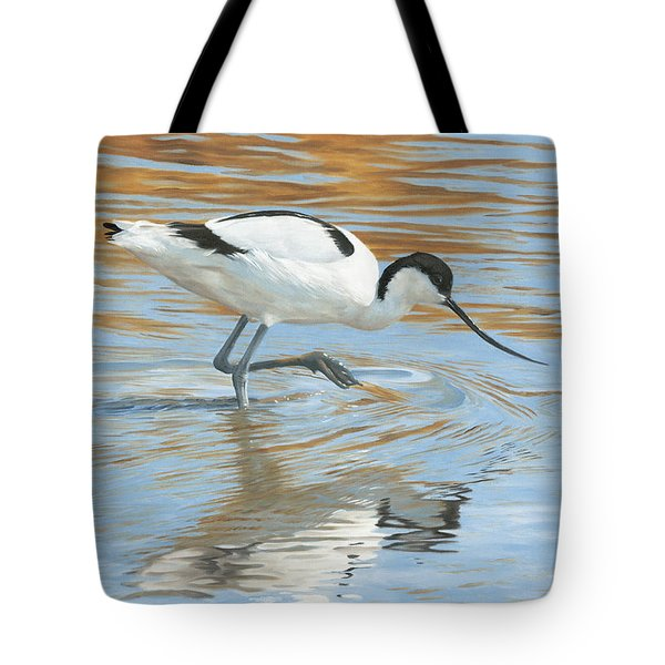 Shimmer Tote Bag by Clive Meredith