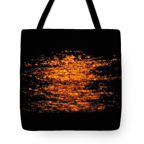 Shimmer Tote Bag by Linda Hollis