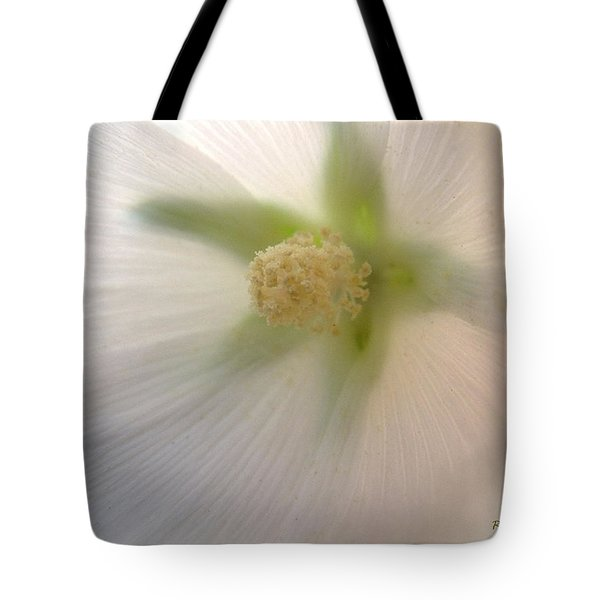 Tote Bag featuring the photograph Shimmer by RC DeWinter