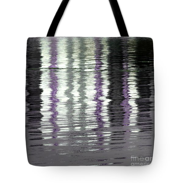 Tote Bag featuring the photograph Shimmer by Wendy Wilton