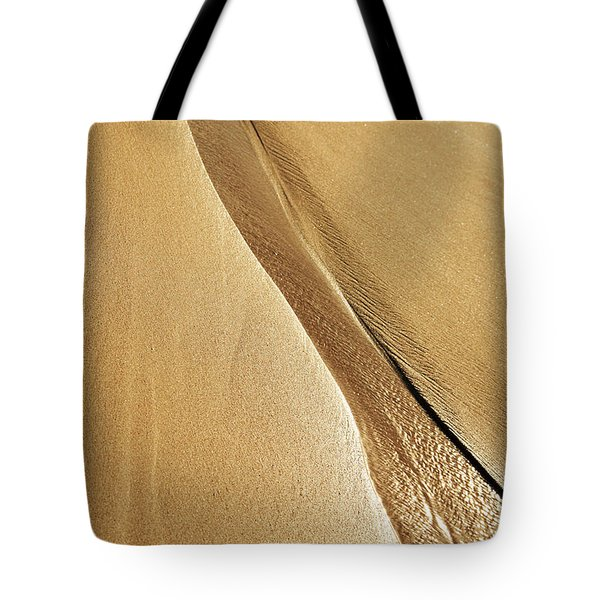 Shimmering Sand Tote Bag by Brandon Tabiolo - Printscapes