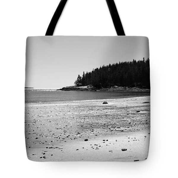 Tote Bag featuring the photograph Shimmering Sand by Corinne Rhode
