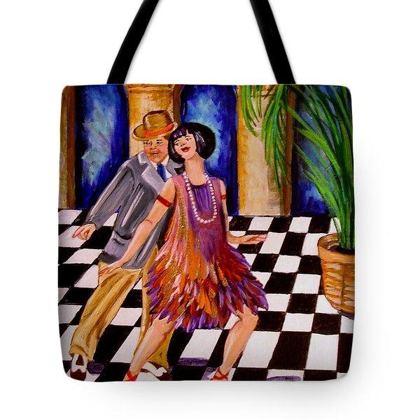 Shimmy-shake Tote Bag