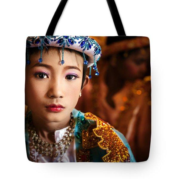 Shinbyu Tote Bag
