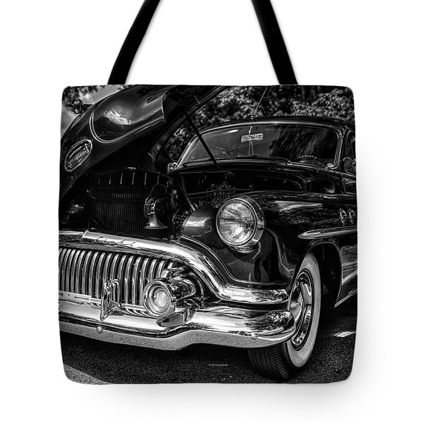 Shine Tote Bag by Dennis Baswell