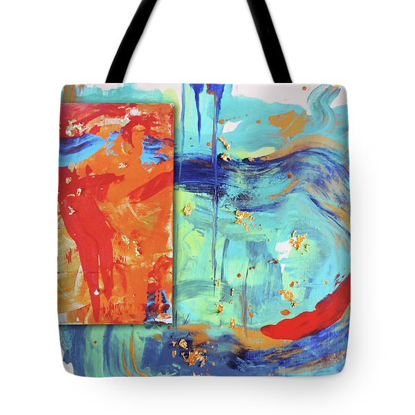 Shine From Within Tote Bag