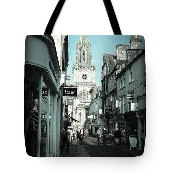 Shine On Me Tote Bag
