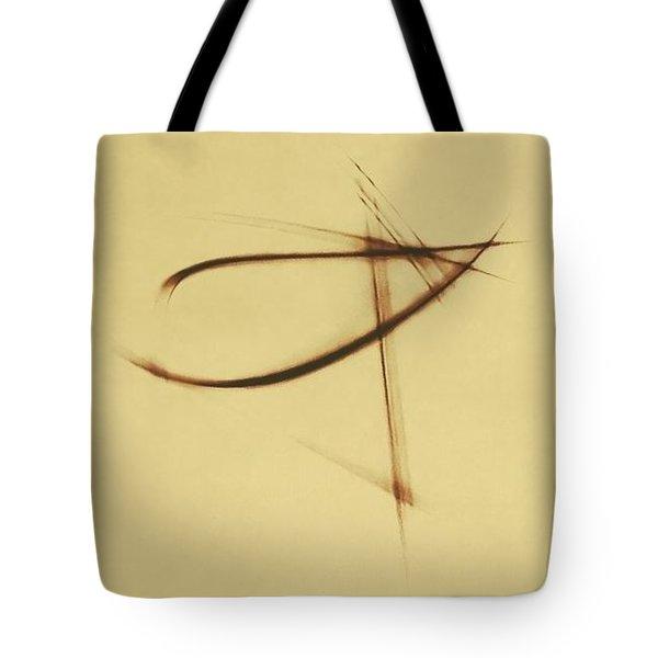 Shining Glyph #04 Tote Bag