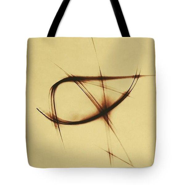 Shining Glyph #12 Tote Bag