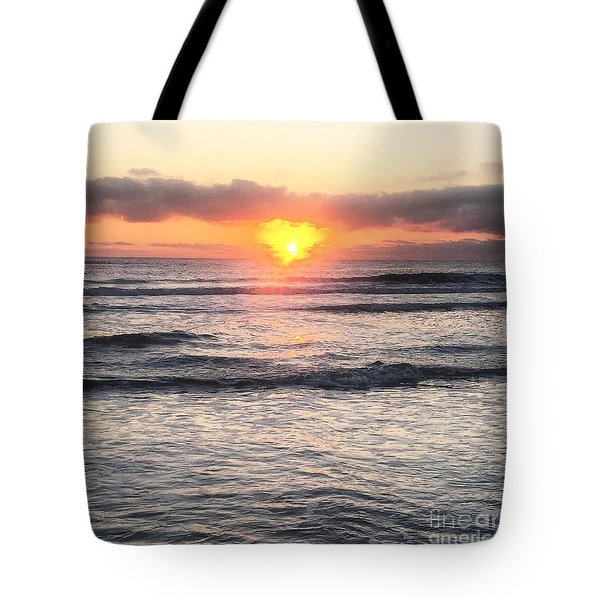 Tote Bag featuring the photograph Radiance by LeeAnn Kendall