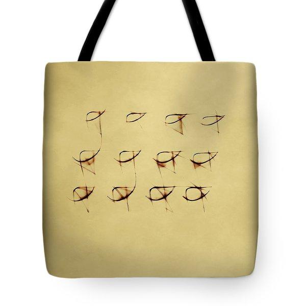 Shining  Twelve Tote Bag