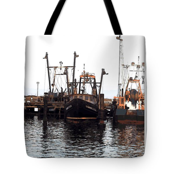 Shinnecock Painting Tote Bag