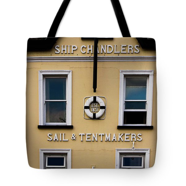 Ship Chandlers Tote Bag