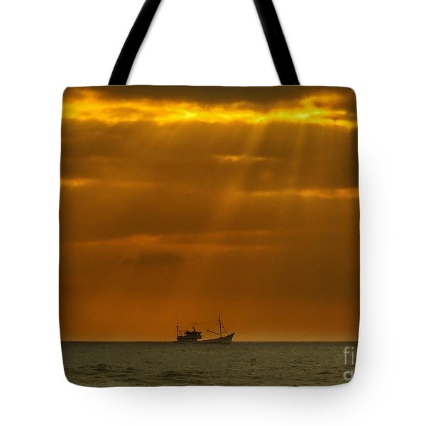 Ship Rest Tote Bag