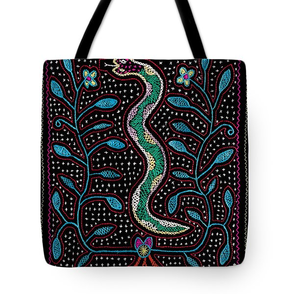 Shipibo Art Tote Bag