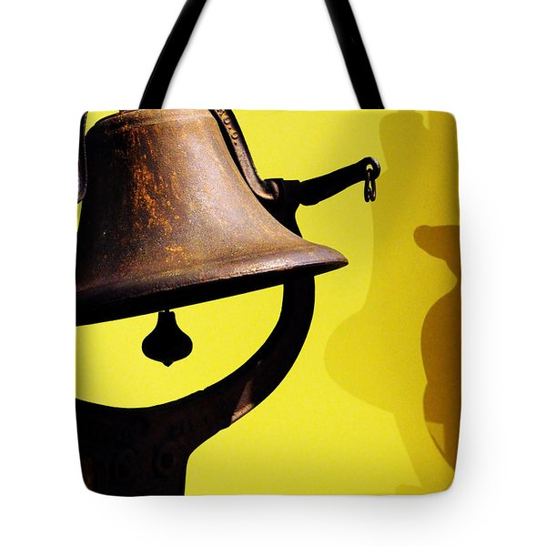 Ship's Bell Tote Bag