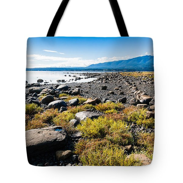 Ships Point Tote Bag