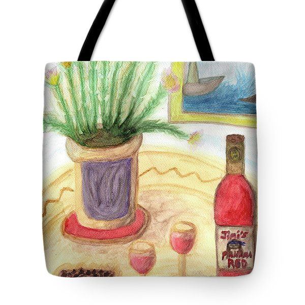 Shipwreck Cove  Tote Bag