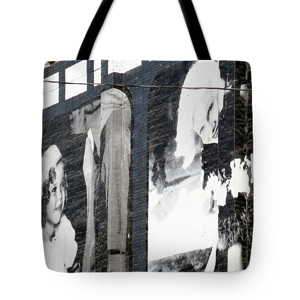 Shirley And Mae Tote Bag