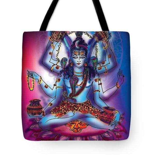 Shiva Abhishek  Tote Bag