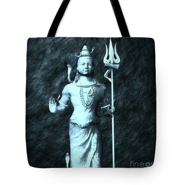 Shiva By Sarah Kirk Tote Bag