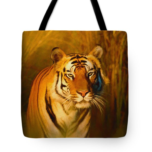 Shiva - Painting Tote Bag