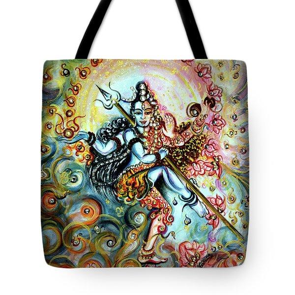 Shiva Shakti Tote Bag