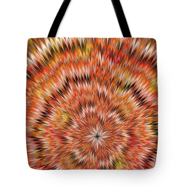 Shockwave Tote Bag