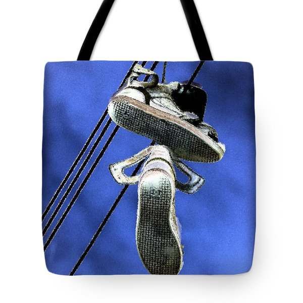 Shoefiti 13115 Tote Bag