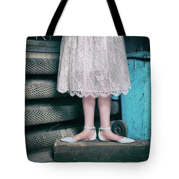 Shoes #6429 Tote Bag