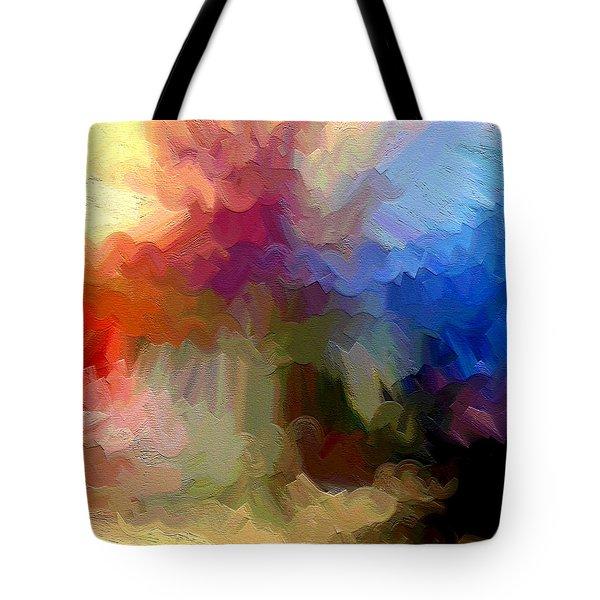 Shoop Tote Bag by Ely Arsha