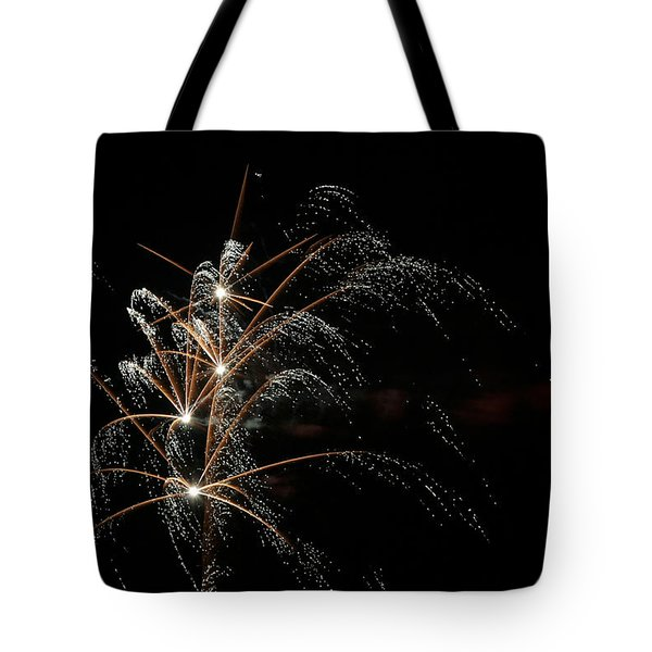 Shooting Stars Tote Bag by Phill Doherty