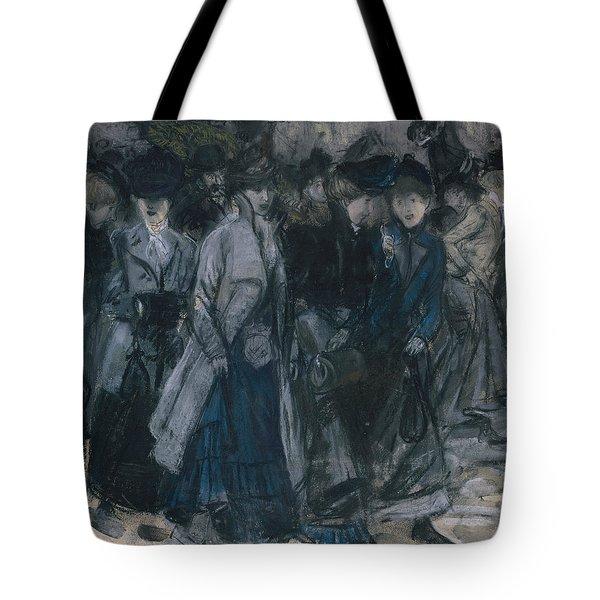 Shop Girls Tote Bag