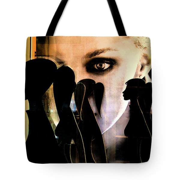 Shop Girls_02 Tote Bag