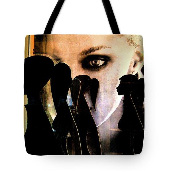 Shop Girls_02 Tote Bag