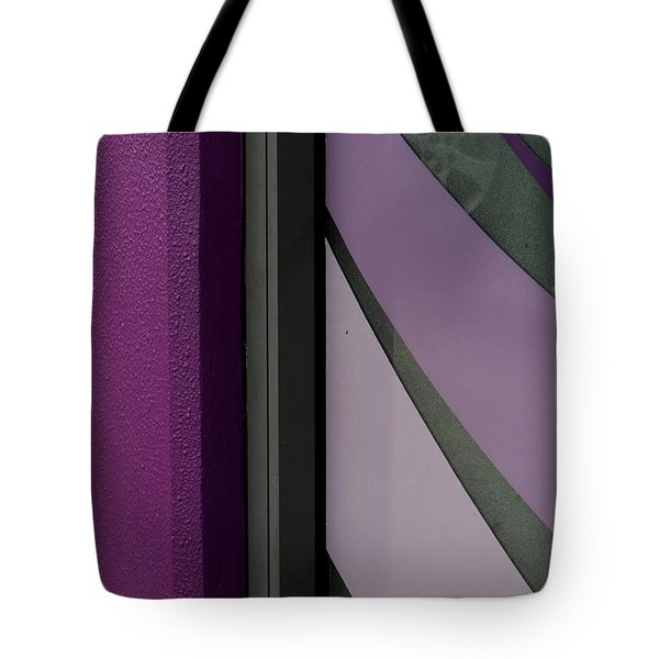 Shopfront Abstract Tote Bag