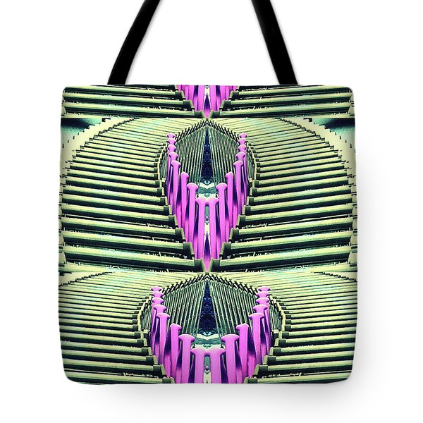 Shopping Queen Tote Bag