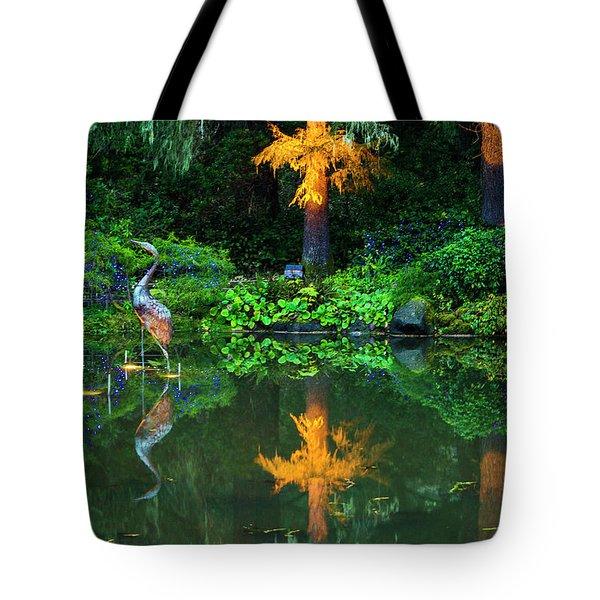 Shore Acres Beauty Tote Bag by Dale Stillman