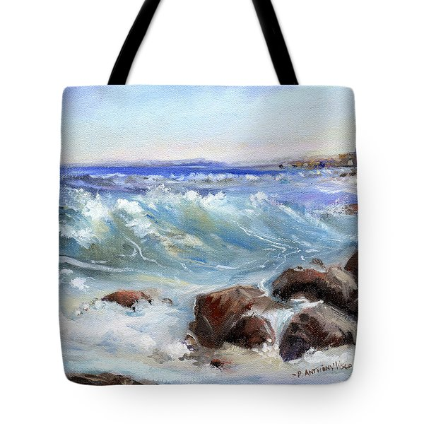 Shore Is Breathtaking Tote Bag