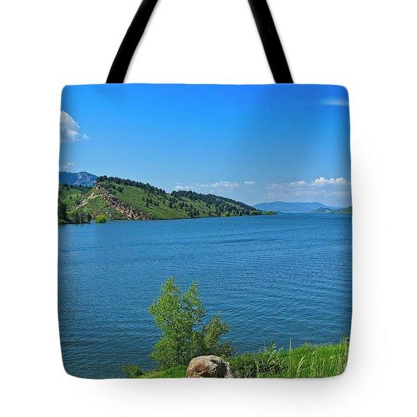 Shore Leave Tote Bag