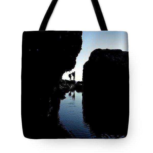 Shore Patrol Tote Bag